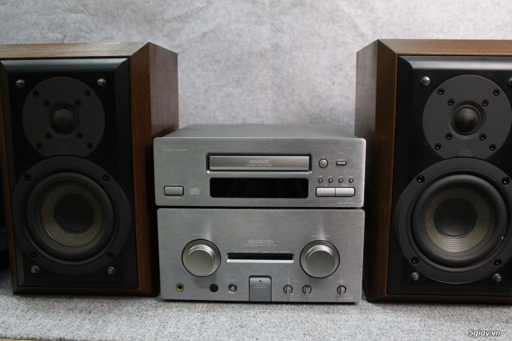 Máy nghe nhạc MINI Nhật đủ các hiệu: Denon, Onkyo, Pioneer, Sony, Sansui, Kenwood - 25