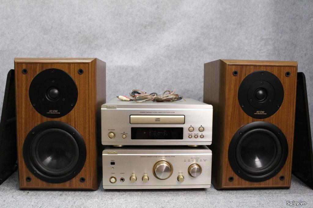 Máy nghe nhạc MINI Nhật đủ các hiệu: Denon, Onkyo, Pioneer, Sony, Sansui, Kenwood - 28