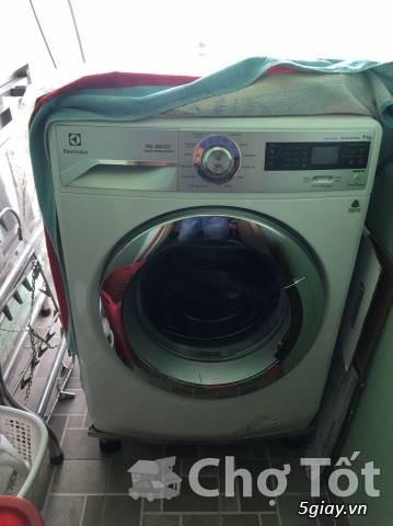 Cần Bán:Máy giặt cửa trước Electrolux , 9KG , Inverter