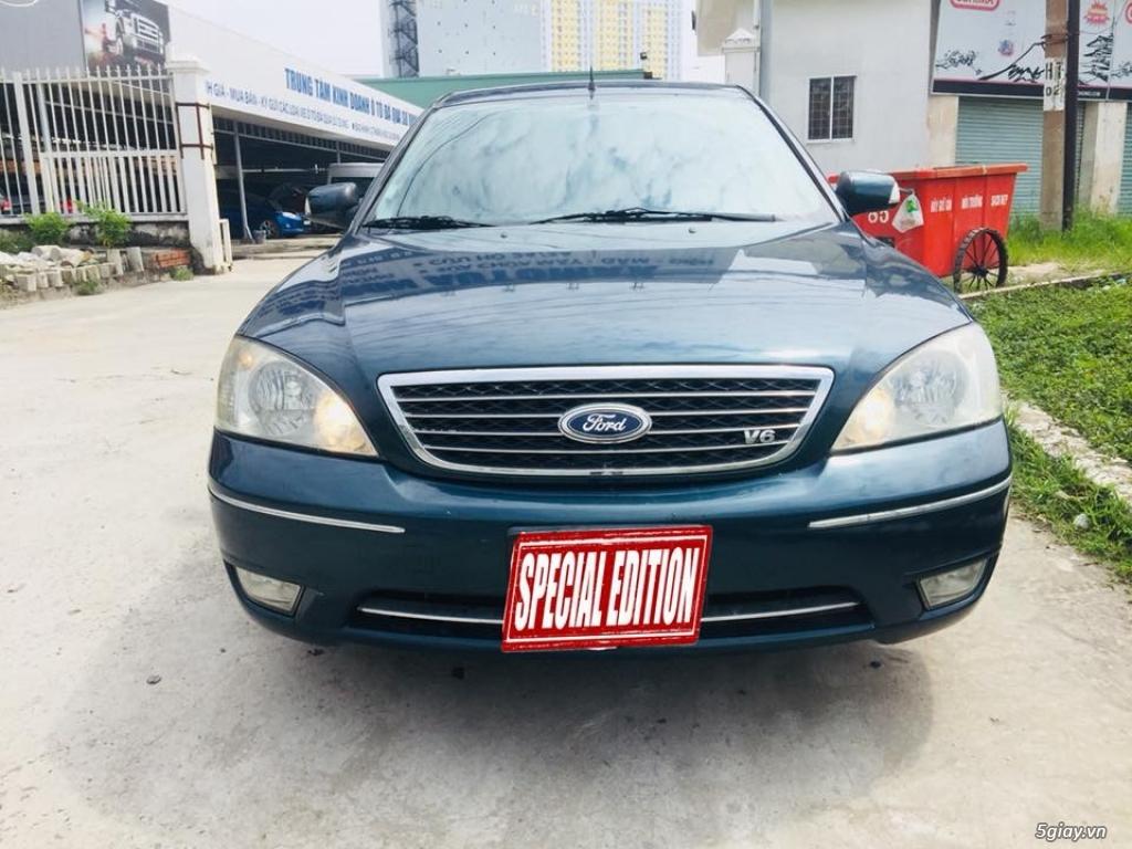 MONDEO 2.5L 2005 VIP xe nguyên rin cực đẹp-Cam kết chất lượng xe - 1