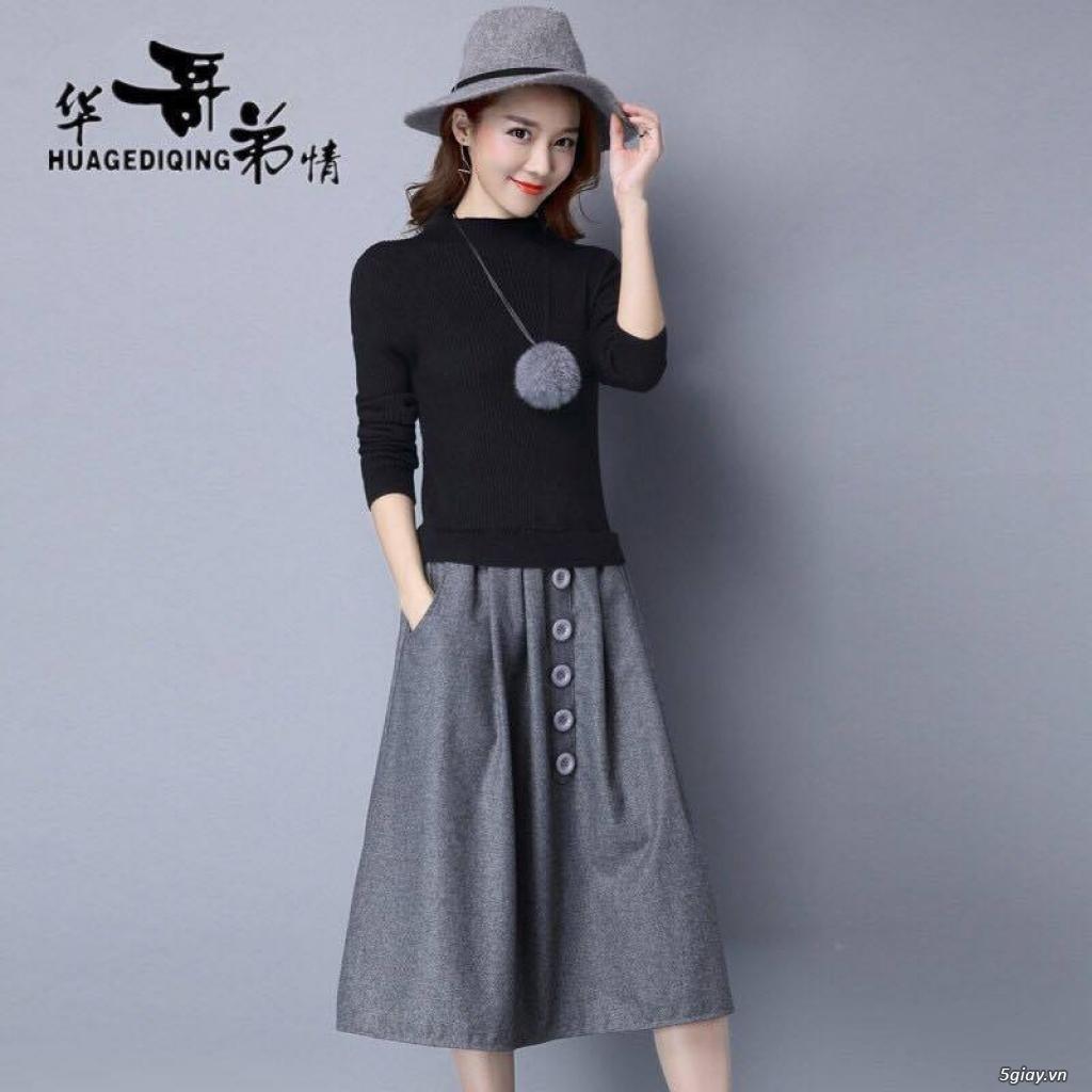 Áo váy thời trang thanh lịch - 34