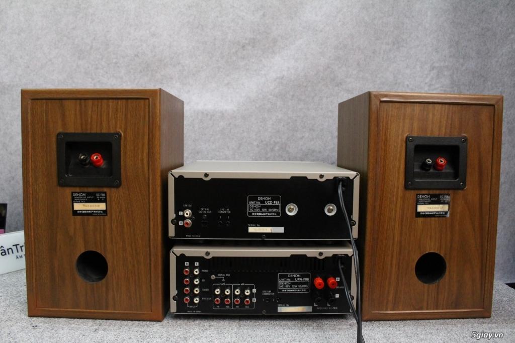 Máy nghe nhạc MINI Nhật đủ các hiệu: Denon, Onkyo, Pioneer, Sony, Sansui, Kenwood - 29