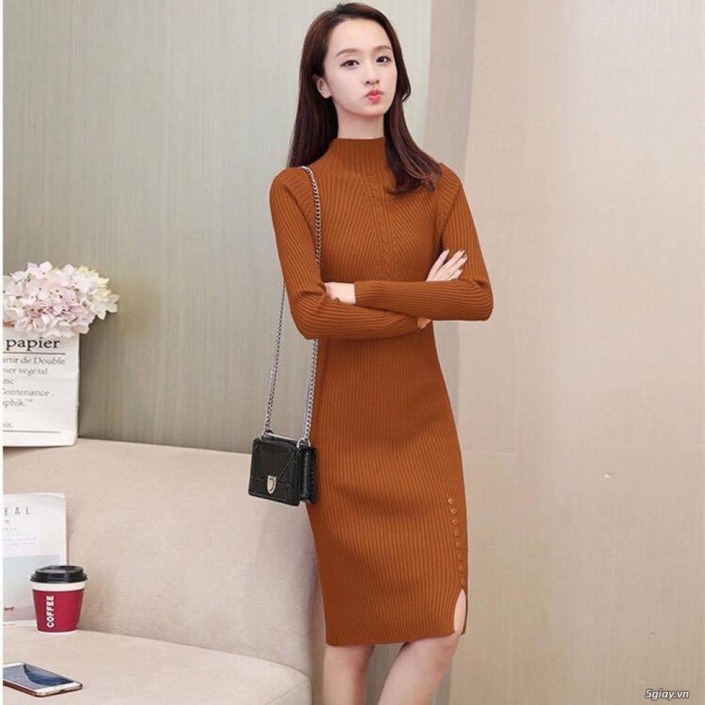 Áo váy thời trang thanh lịch - 36