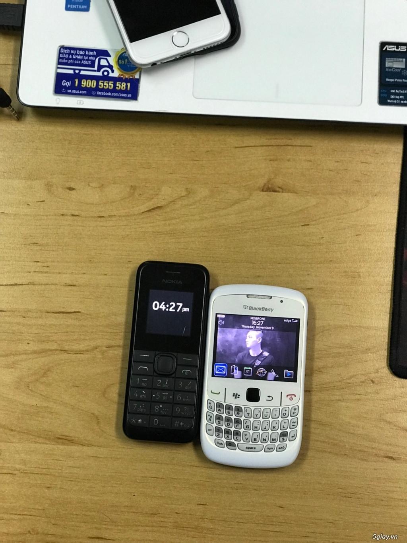 Cần bán blackberry 8520 trắng - 3