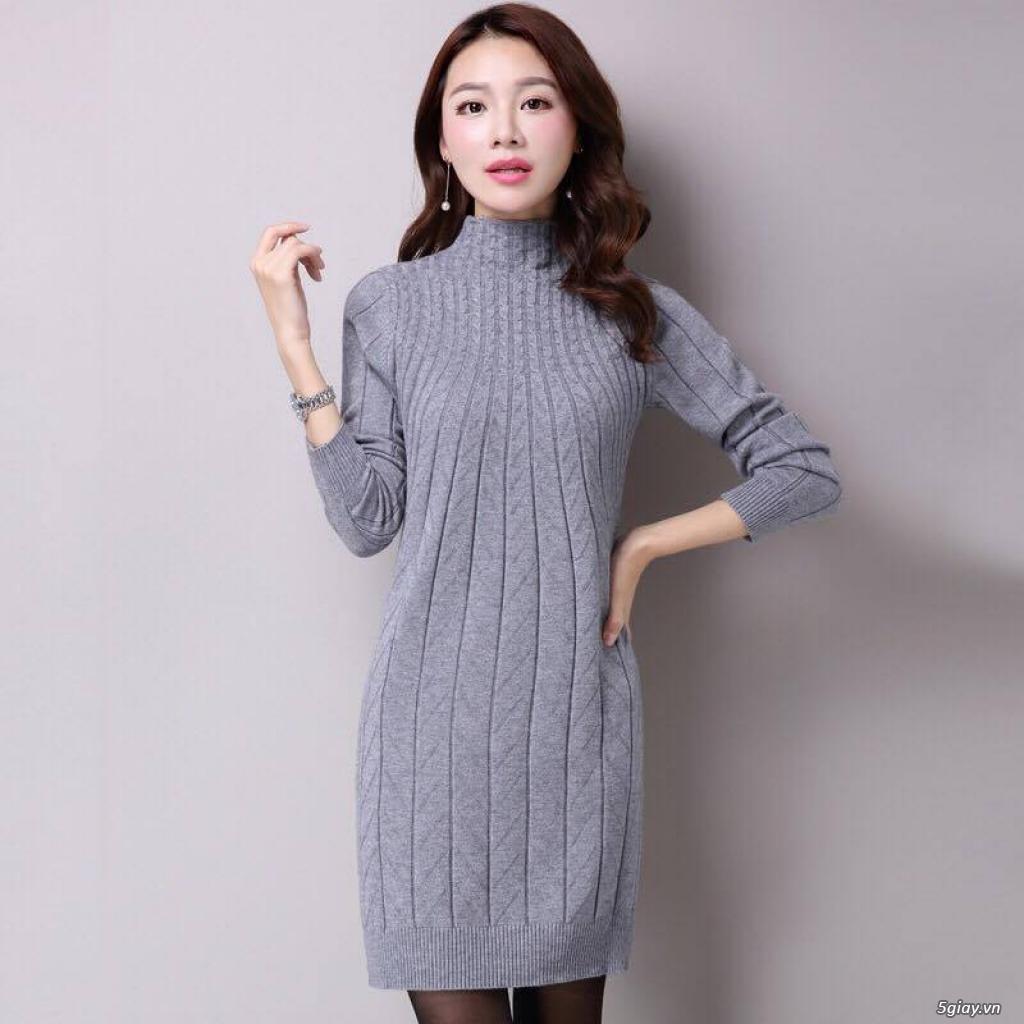 Áo váy thời trang thanh lịch - 26