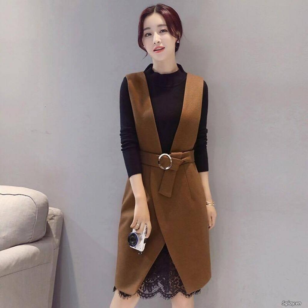 Áo váy thời trang thanh lịch - 32