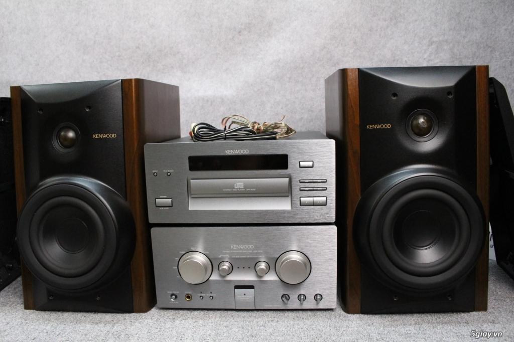 Máy nghe nhạc MINI Nhật đủ các hiệu: Denon, Onkyo, Pioneer, Sony, Sansui, Kenwood - 26
