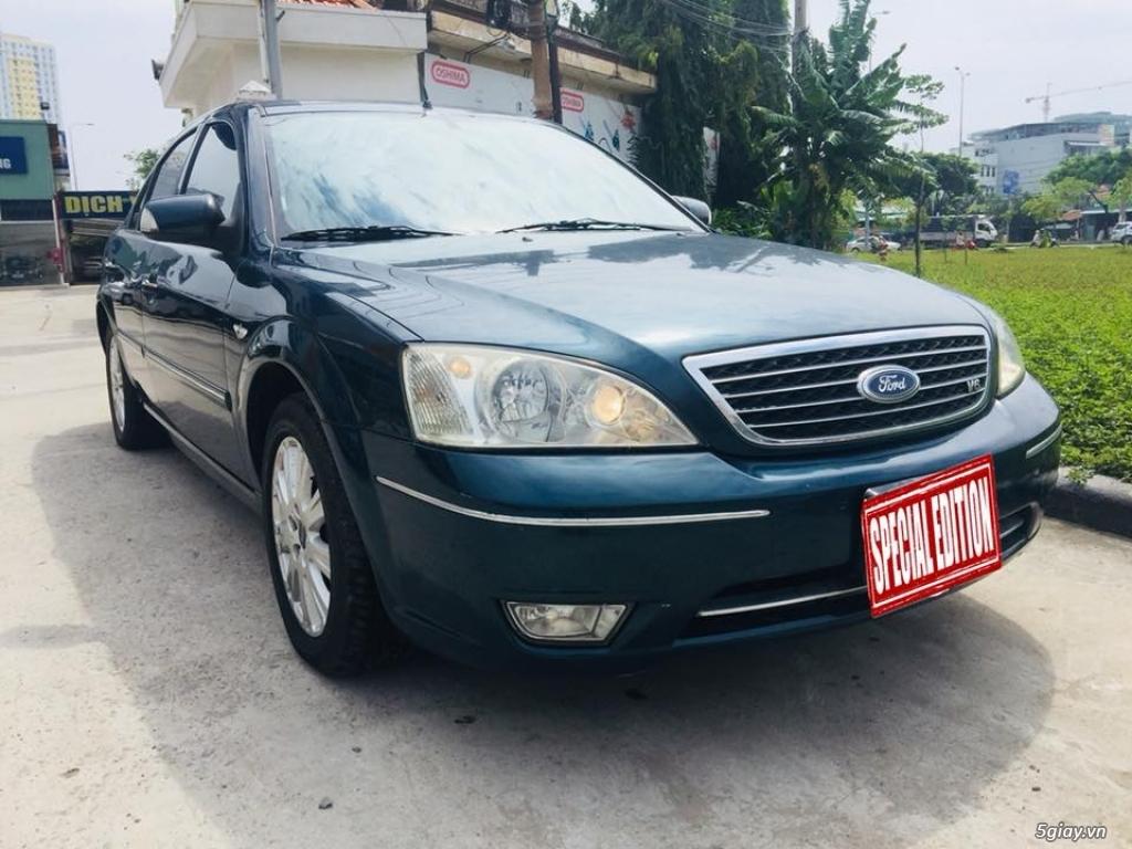 MONDEO 2.5L 2005 VIP xe nguyên rin cực đẹp-Cam kết chất lượng xe