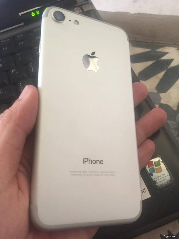 Bán iphone 7 lock sprint 32G mới 99% nguyên zin mỹ - 4
