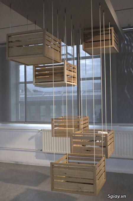 Những ý tưởng thú vị trang trí quán bằng dây thừng - 210849