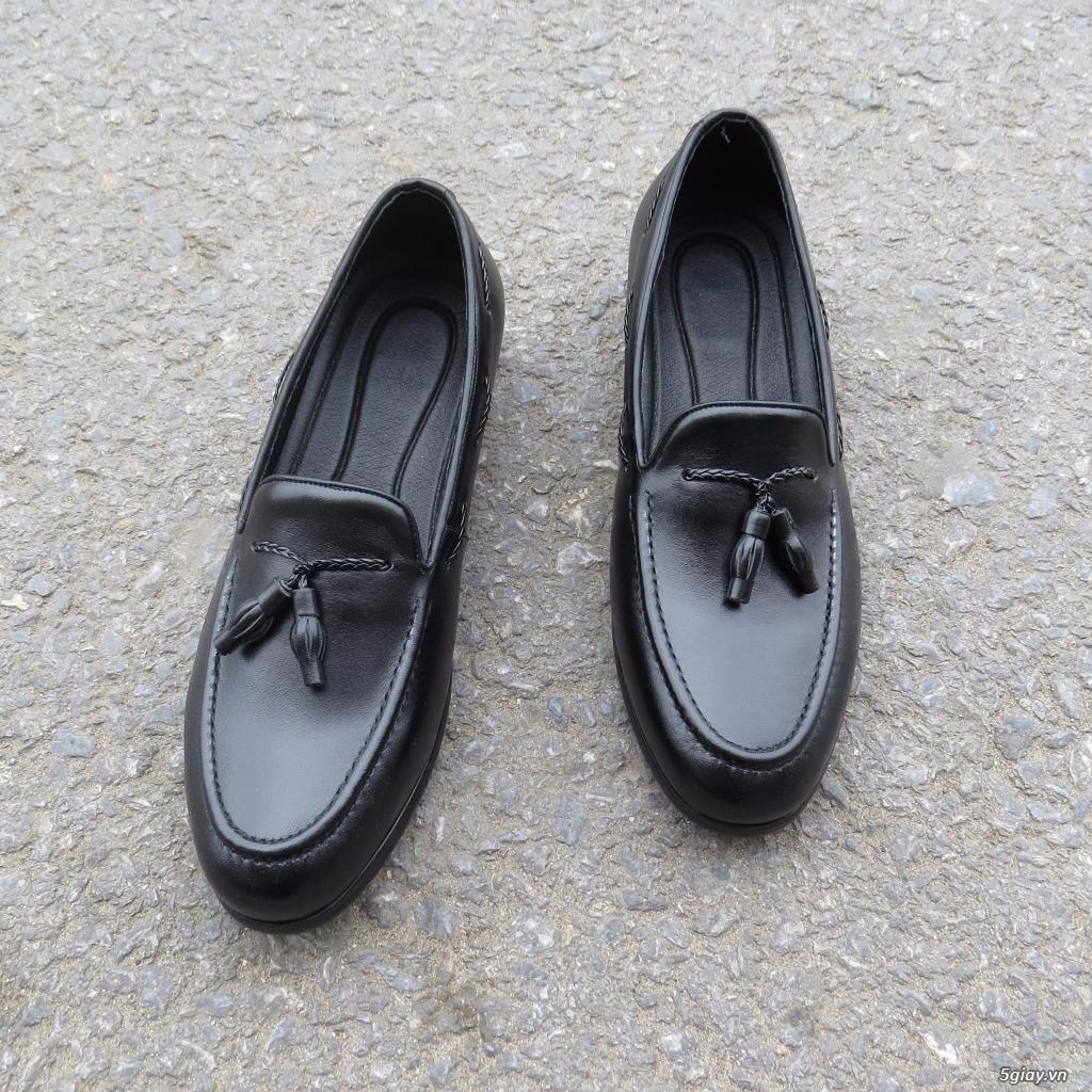 Xưởng Giày Da Nam ZATO  - Sành điệu - Thời trang - Giá cả hấp dẫn - 1