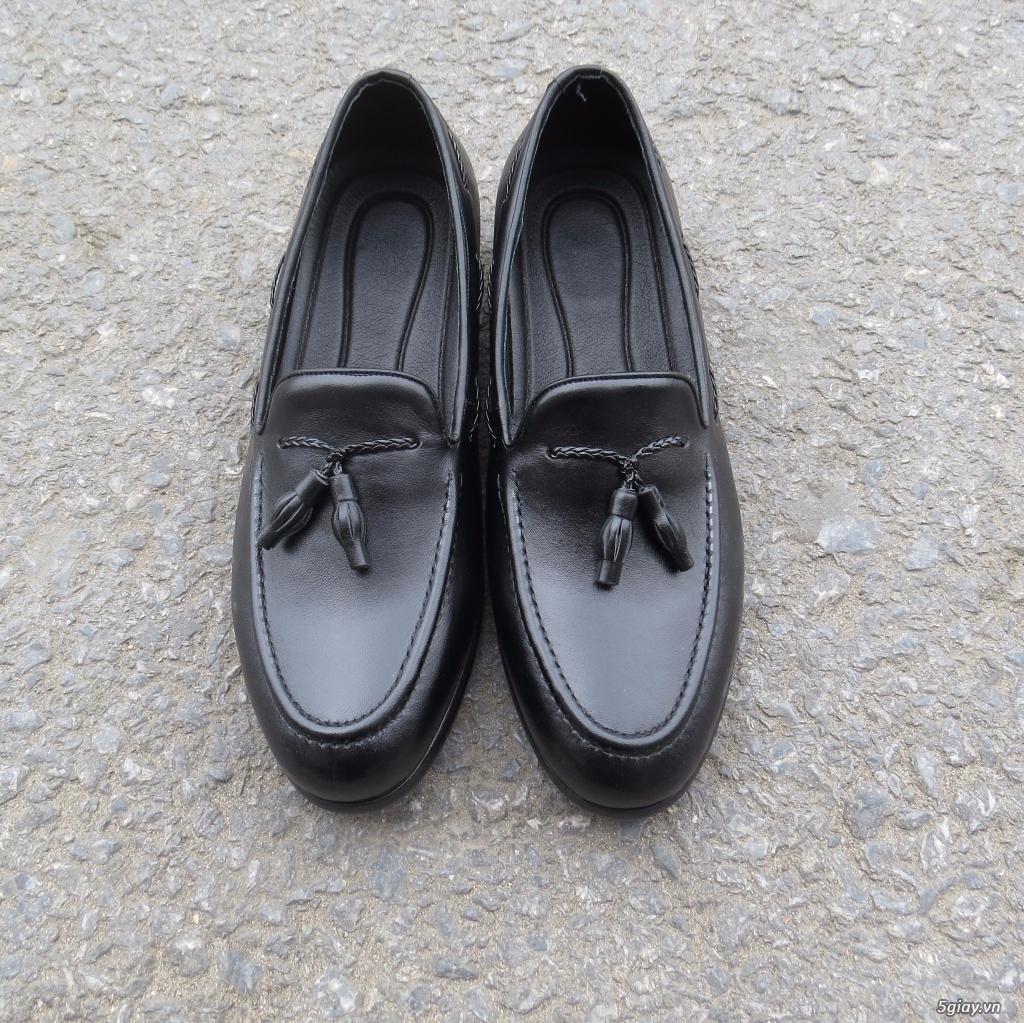 Xưởng Giày Da Nam ZATO  - Sành điệu - Thời trang - Giá cả hấp dẫn - 3
