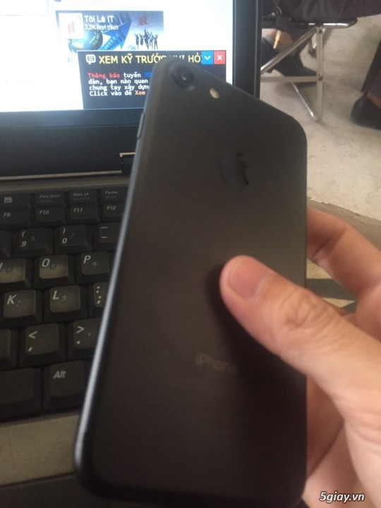 Bán iphone 7 lock sprint 32G mới 99% nguyên zin mỹ