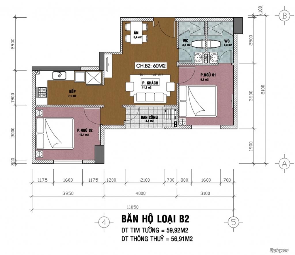 Bán căn hộ Gia Phát, 435 Lê Đức Thọ, Gò Vấp