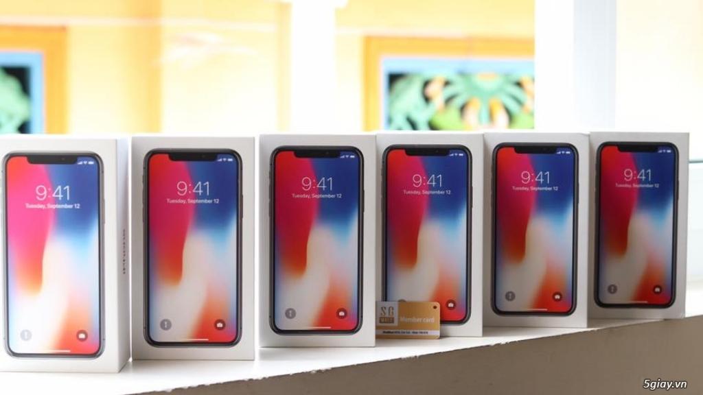 iPhone X 256Gb Gray Fullbox New 100% giá tốt nhất hệ mặt trời - 2