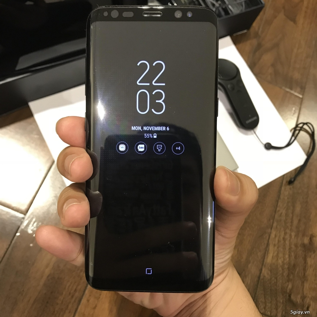 Cần bán: Samsung Galaxy S8 + VR SM-R234 - 2