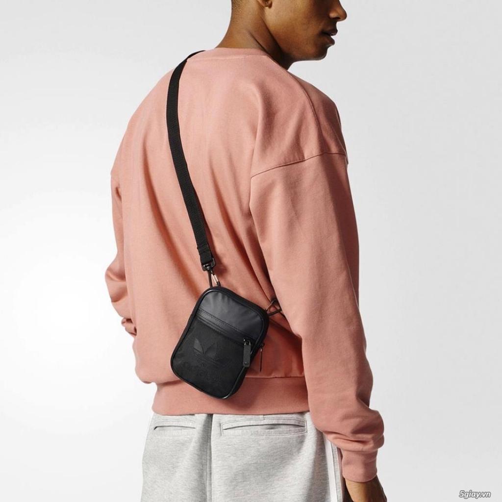 [BaloChínhHãngVNXK]-Túi đeo chéo A.D.I.D.A.S siêu mini chính hãng