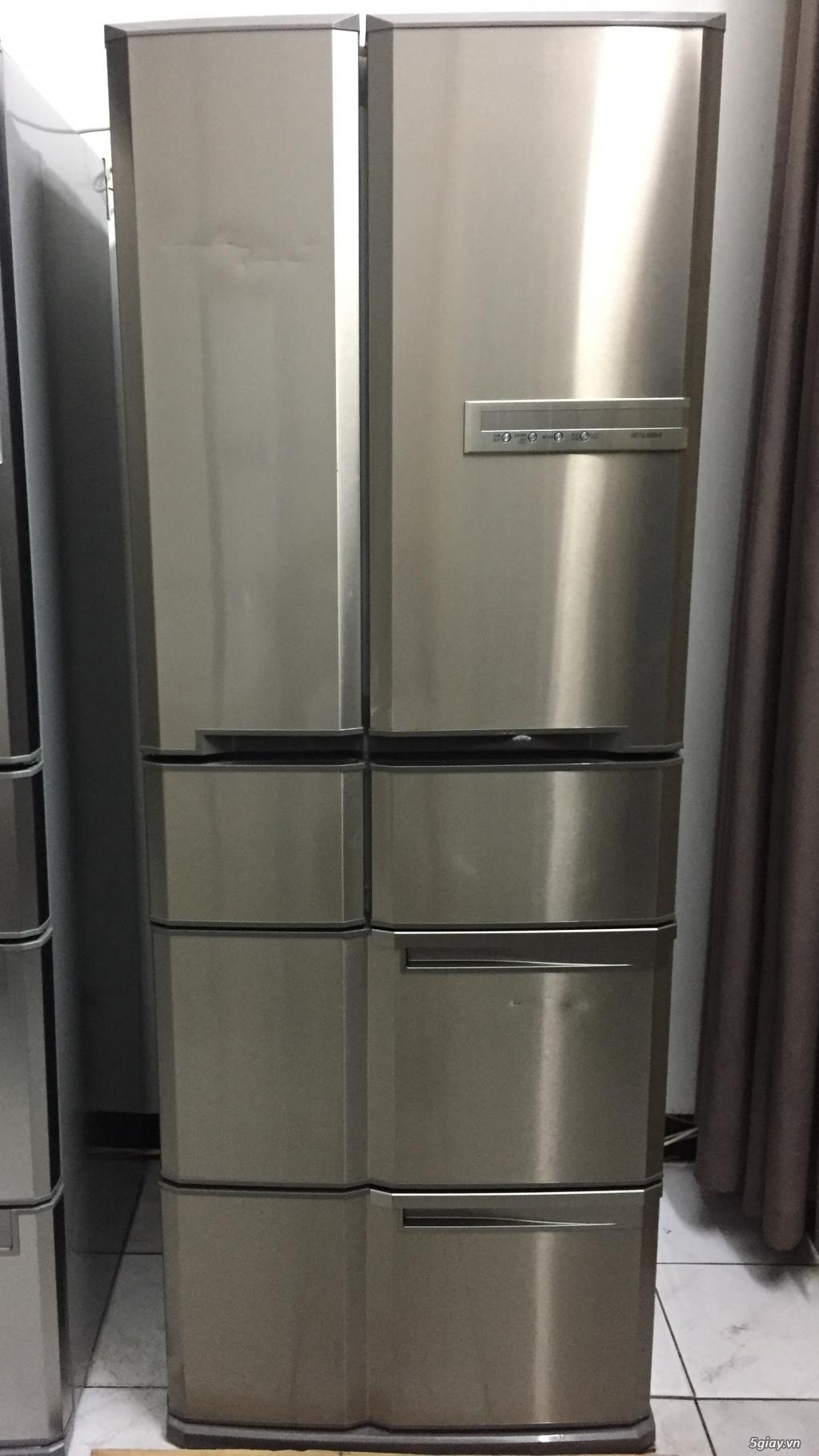 Tủ lạnh MITSUBISHI 400L - 470L - 500L hàng nội địa Nhật Bản