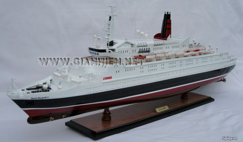 Mô Hình Thuyền Buồm - 7