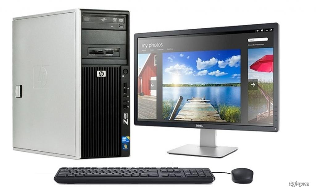 Dell Precison-HP Wokstation Chuyên Render-Đồ Họa-Dựng Phim - 14