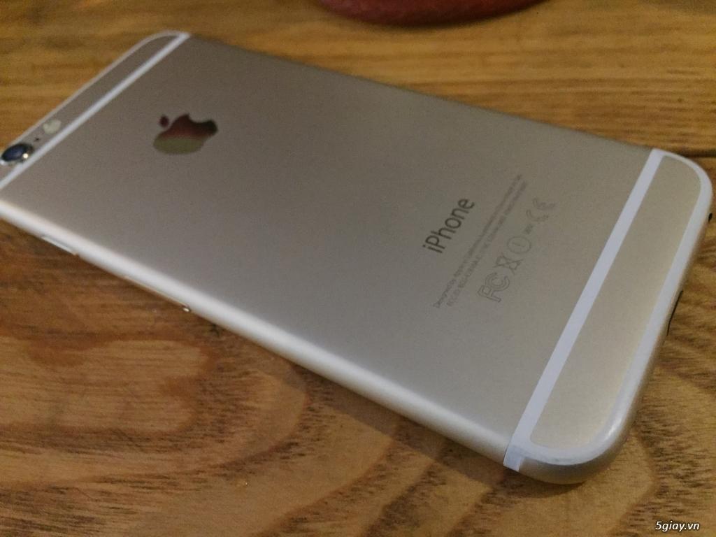 Iphone 6 16gb vàng 99% VN/A hế bh tgdd - 3