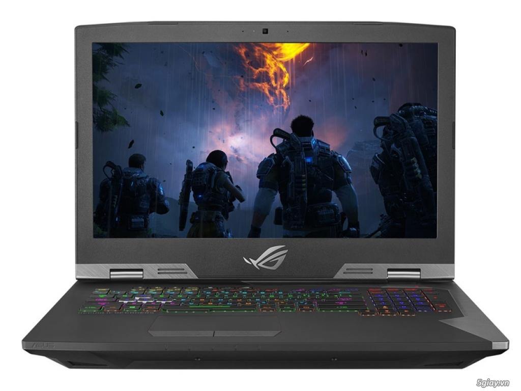 Ra mắt ASUS ROG G703 – Gaming laptop có màn hình 144Hz - 211111