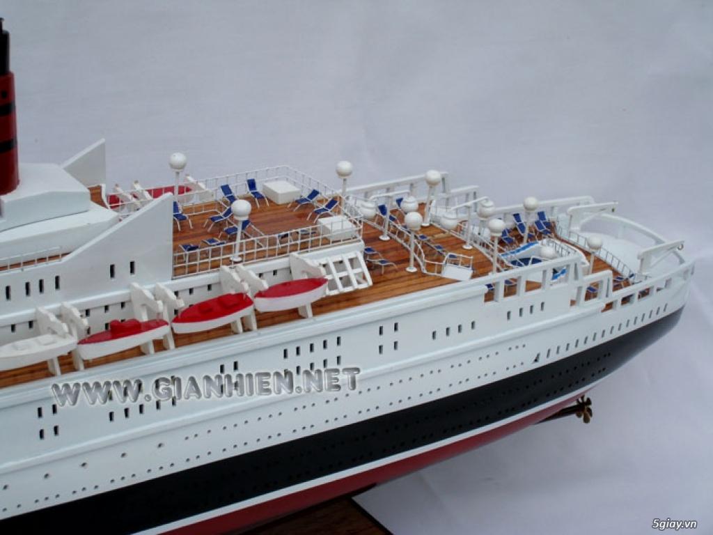 Mô Hình Thuyền Buồm - 3