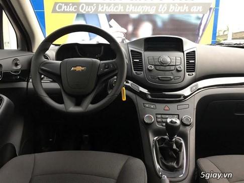 Chevrolet Orlando 2o17 7c,120T nhận xe, giảm giá sốc