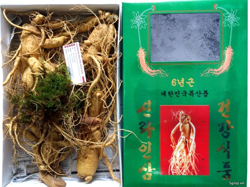 Siêu thị sâm Hàn Quốc. Quà tặng sức khỏe - 8
