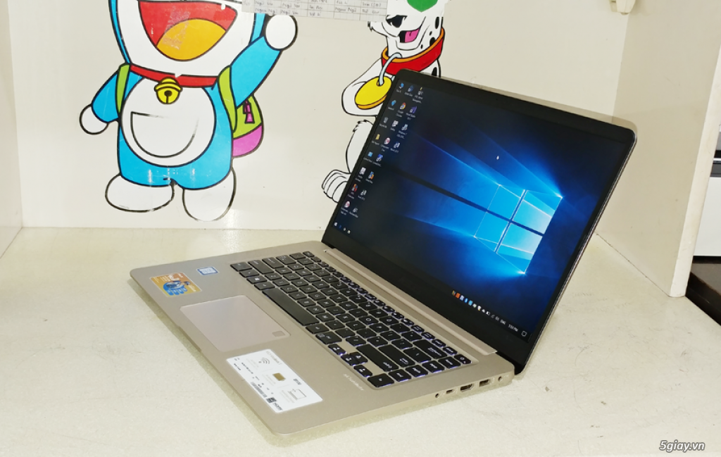 Asus VivoBook S510UA I5 7200U 8G 240SSD 15 6in, mới 99 9