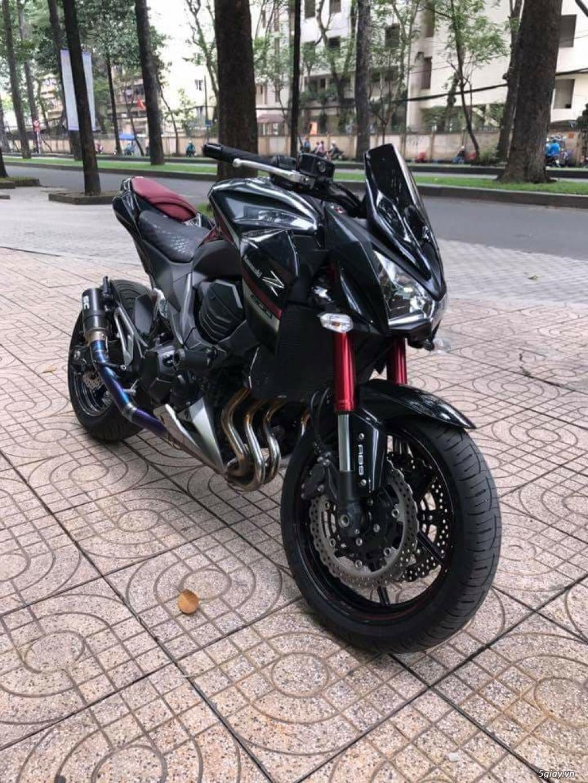 Kawasaki Z800 ABS 2016 Châu Âu HQCN, Đỏ Candy