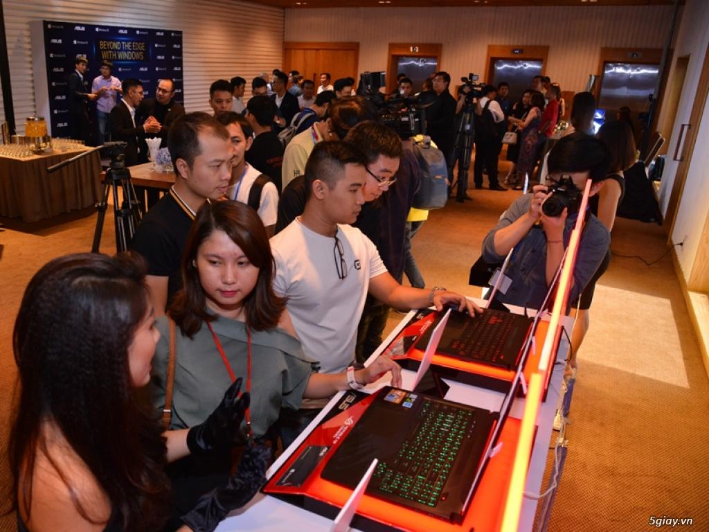 Toàn bộ laptop Asus tại Việt Nam sẽ tích hợp Windows 10 bản quyền - 211361