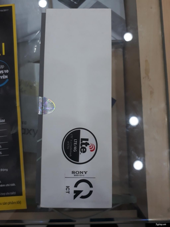 (Sony XZs) Nguyên Seal mới 100% fullbox hàng công ty chính hãng!