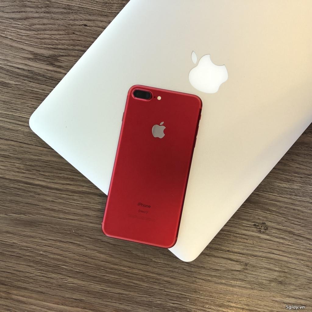 IPHONE 7 PLUS RED QUỐC TẾ MỸ GIÁ CỰC TỐT