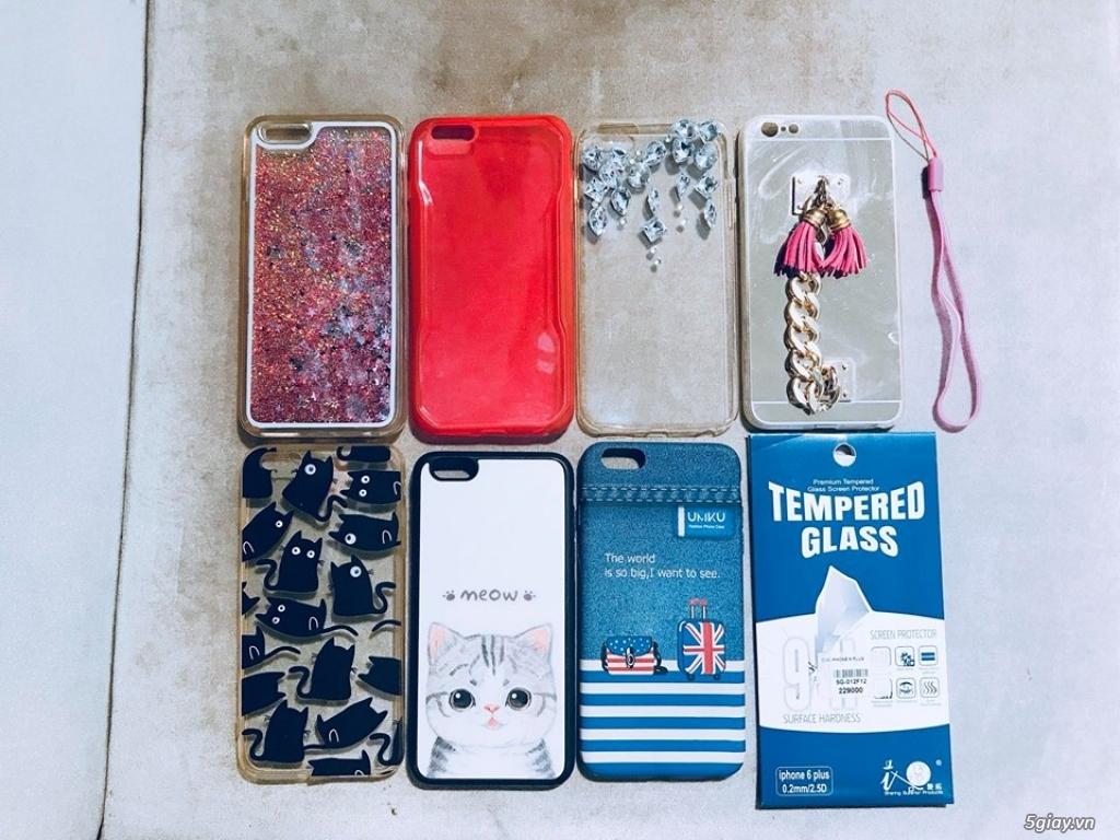 Cần bán iPhone 6s Plus 64Gb Silver zin full hộp sách phụ kiện  xài kĩ - 5