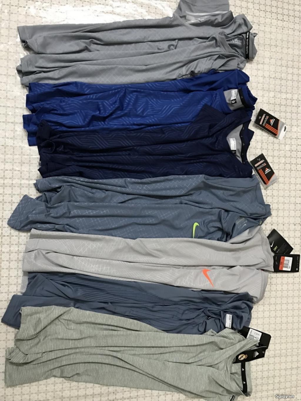 Áo thun, khoác, quần, nón Nike Adidas đủ loại, mẫu nhiều, đẹp, giá tốt - 4