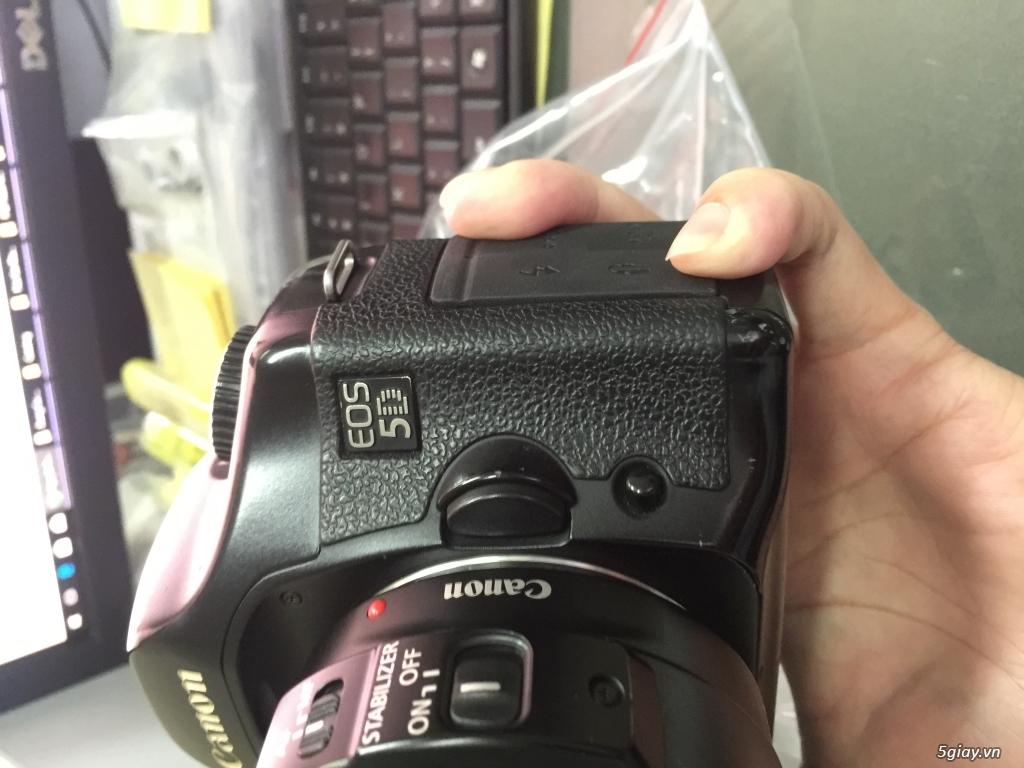 Thanh Lý Canon 5D Mark 1