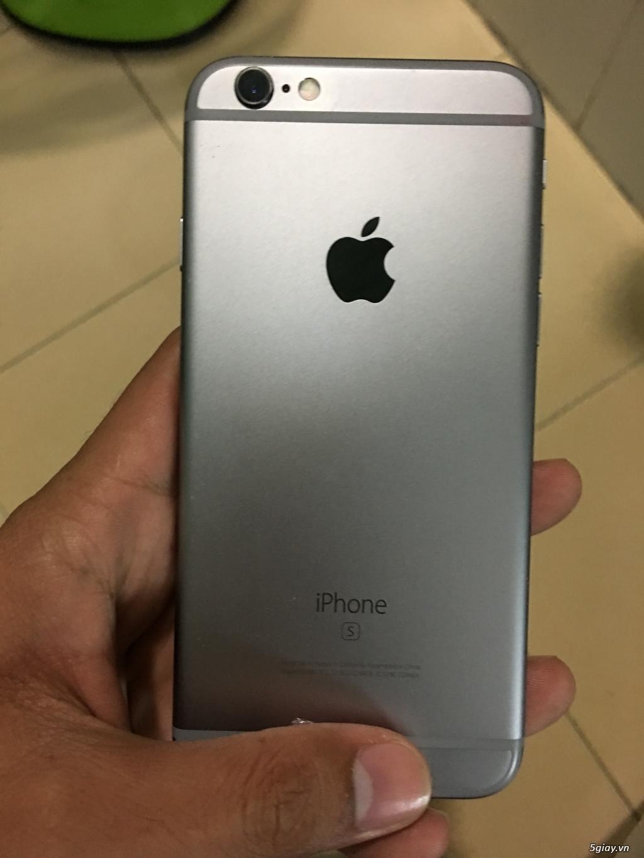 iphone 6S 16gb.Quốc Tế 100%.ZIN nguyên bản. bao soi - 2