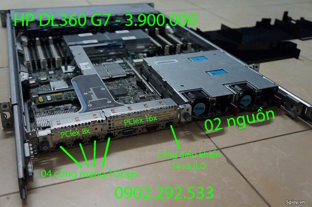 HP DL360 G7: best choice socket 1366 - 3