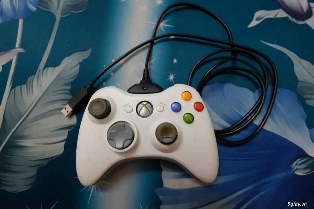 Tay cầm Xbox 360 Wired
