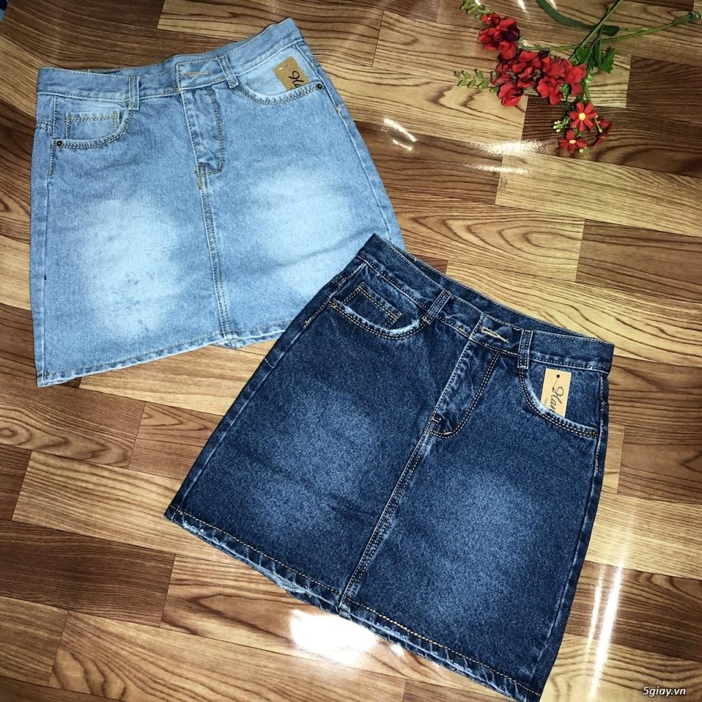 HanaShop chuyên cung cấp Sỉ & Lẻ hàng Jeans Giá Rẻ