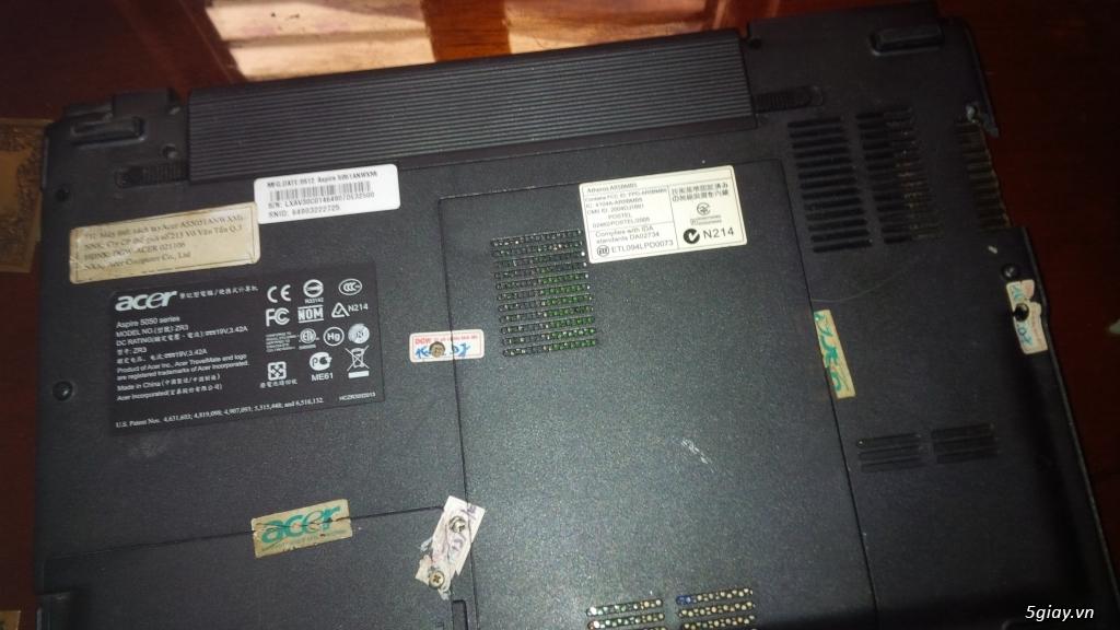 Xác Acer Aspire 5051AXWMi