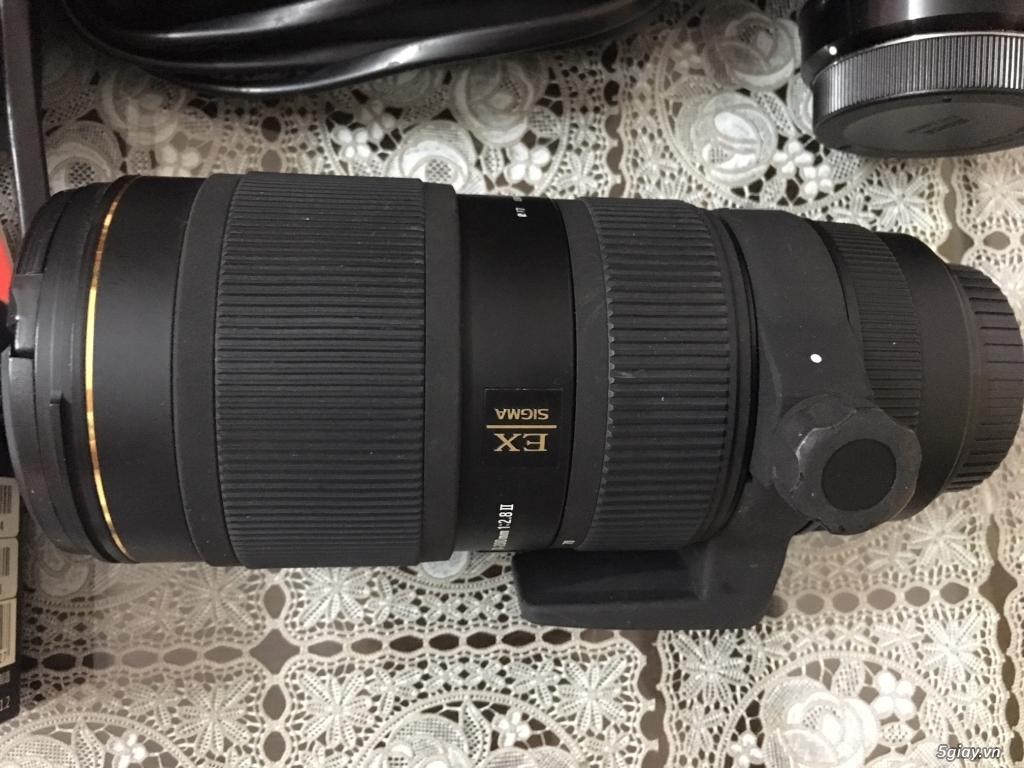Cần bán: Nguyên bộ Canon Pro 1D3 - 3