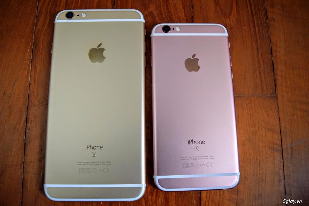 càn bán iphone 6s plus lock ios 11 - 3