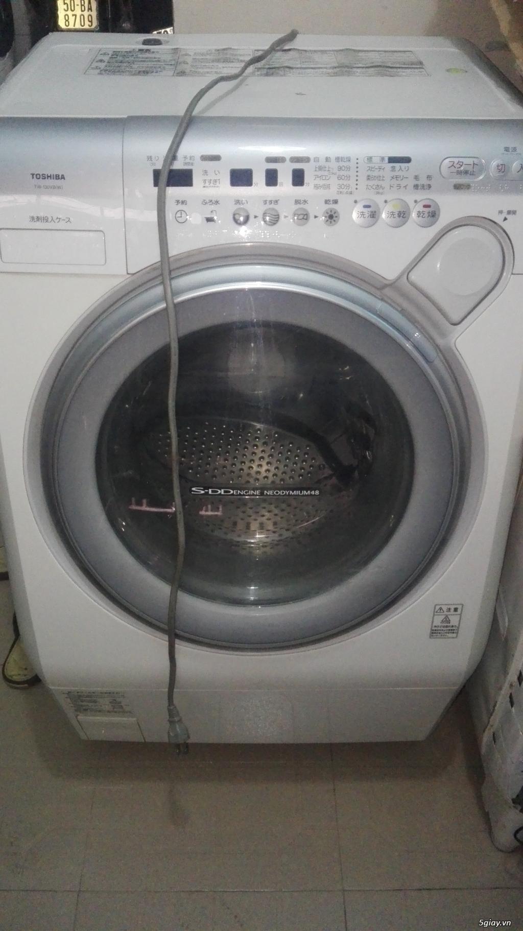 5 máy giặt nội địa