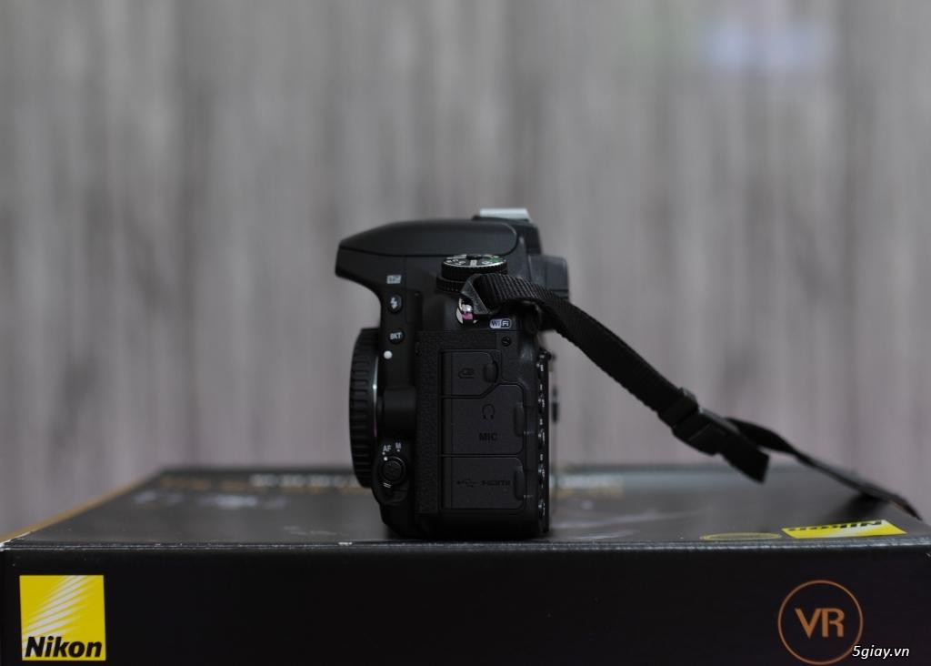Nikon D750 fullbox còn bảo hành Khánh Long đến 31/07/2018 - 3
