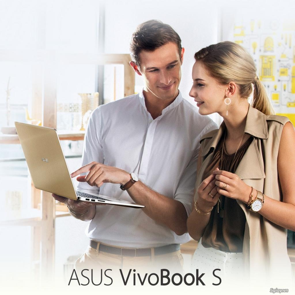 Ra mắt ASUS VivoBook S14 – laptop chuẩn có viền mỏng - 212026