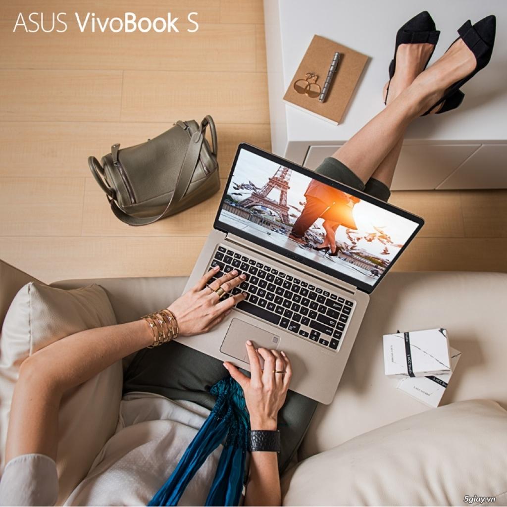 Ra mắt ASUS VivoBook S14 – laptop chuẩn có viền mỏng - 212027