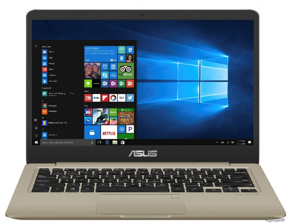 Ra mắt ASUS VivoBook S14 – laptop chuẩn có viền mỏng - 212025
