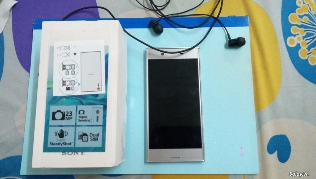 Cần bán Sony XZ chính hãng - bảo hành gần 8 tháng - 1
